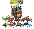 COLLECTION D'INSECTES WILD REPUBLIC